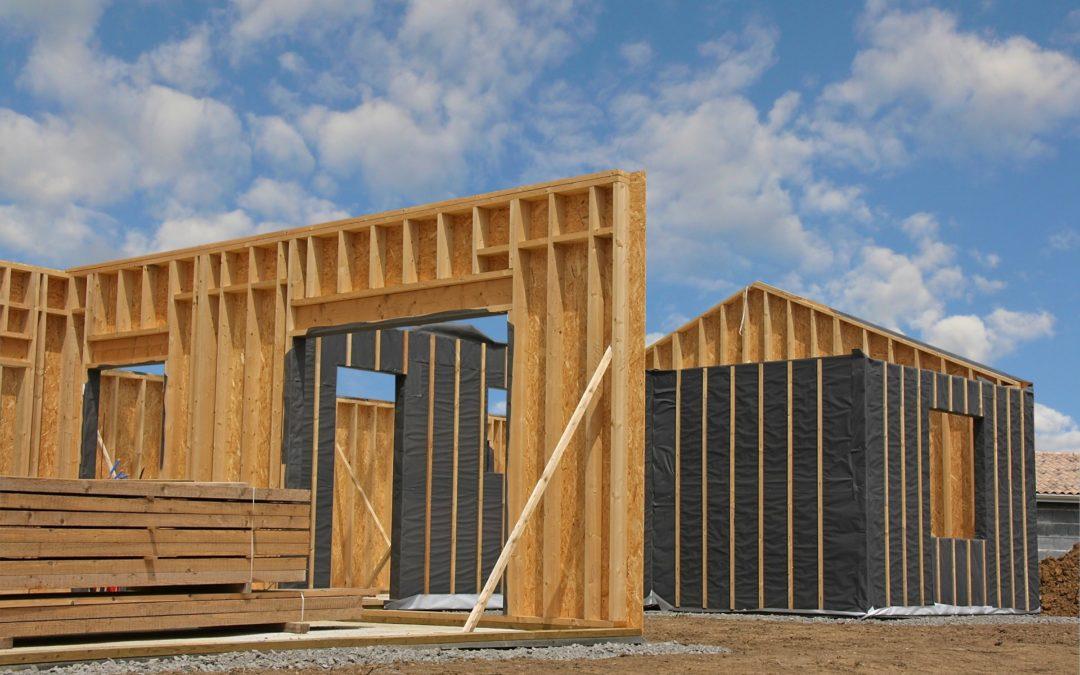 Construction extension neuve